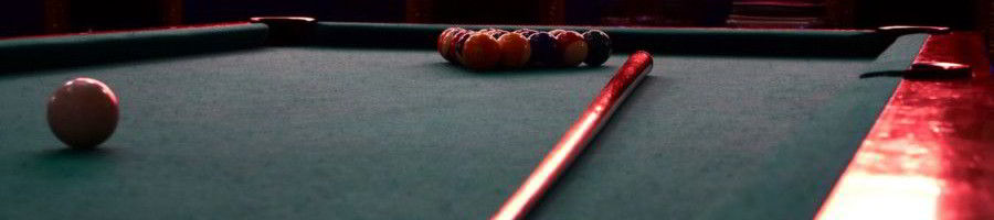 Muskegon Pool Table Room Sizes Featured